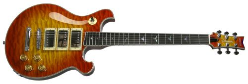 Shaman Signature I Fire Sunburst