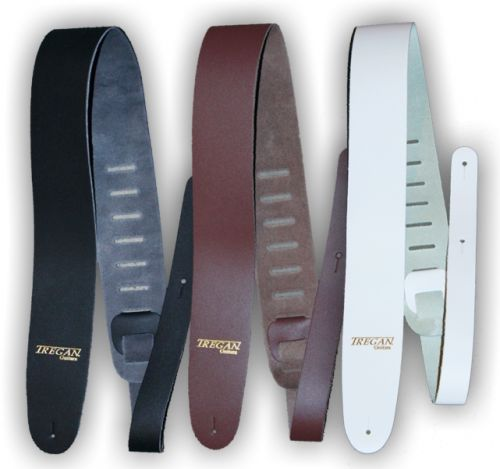 Guitar Strap - Leather 2-1/2 in.