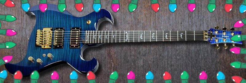 Syren Signature II Liquid Blueburst