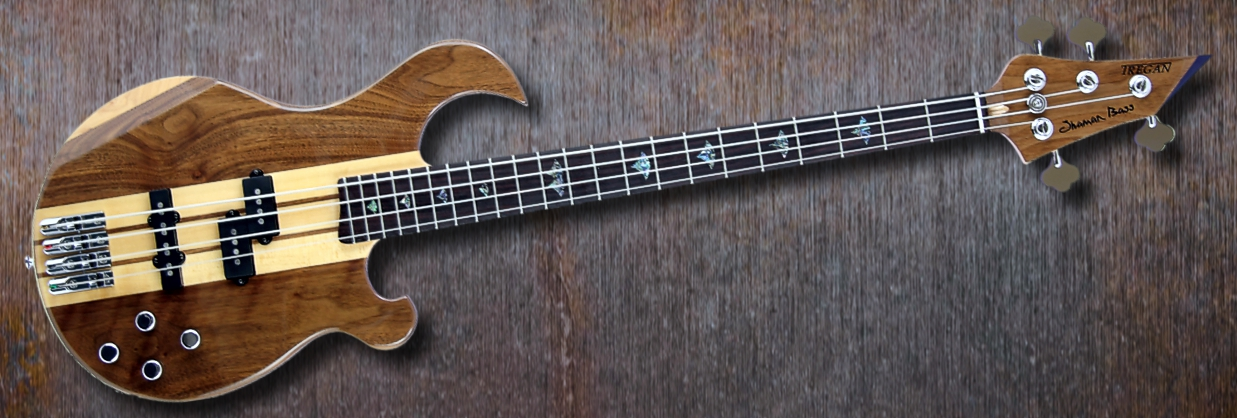 Shaman Bass Signature I Natural